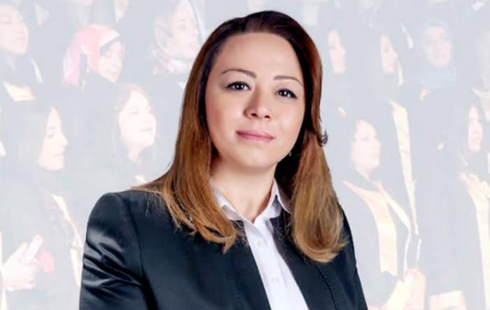 aysun_bay_karabulut_rektoradayi
