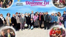 Arguvan Belediyesi tarafından yaptırılan Kadın Dinlenme Evi'nin belediye iş hanında yoğun katılımla açılışı yapıldı.