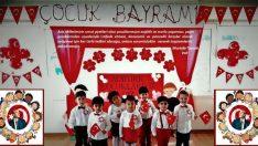 Vali Toprak : 23 Nisan Ulusal Egemenlik ve Çocuk Bayramı, çocuklara armağan edilen tek bayram olmuştur.