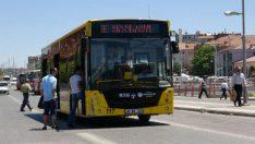 14-15 Temmuz saat 19:00'dan sonra MOTAŞ'a ait otobüs ve trambüs seferleri ücretsiz yapılacak.